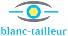 Logo Blanc Tailleur