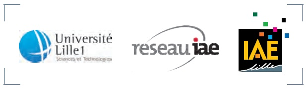 Logos IAE Nord