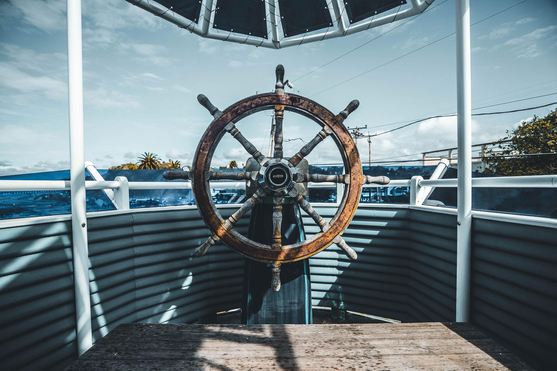 stratégie océan bleu navigation